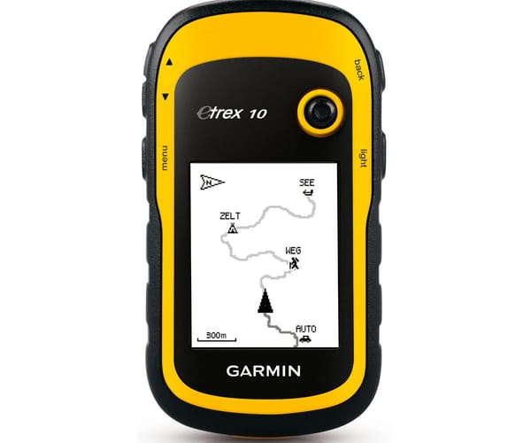 GARMIN ETREX 10 GPS IDEAL PARA TREKKING Y EXCURSIONISMO