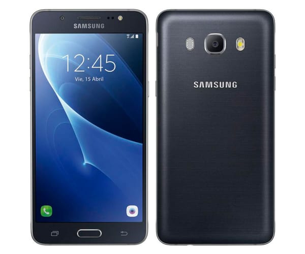 SAMSUNG GALAXY J5 (2016) NEGRO SM-J510 MÓVIL 5.2'' / 4G / 4CORE / 16GB / 2GB RAM / 13MP / 5MP