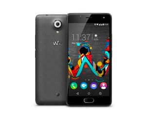 WIKO U FEEL GRIS MÓVIL 4G / 5'' / LECTOR HUELLA / 4CORE / 16GB / 3GB RAM / 13MP / 5MP