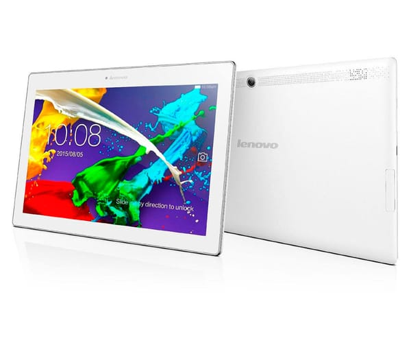 LENOVO TAB 2 A10-30 TB2-X30F BLANCA TABLET 10.1'' IPS/4CORE/16GB/2GB RAM/5MP/2MP
