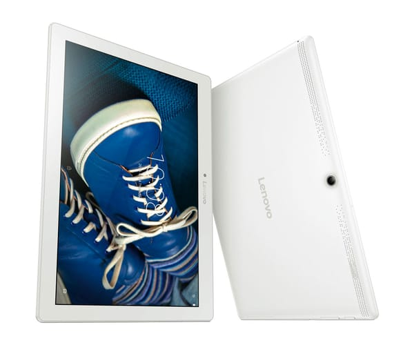 LENOVO TAB 2 A10-30 BLANCA TABLET 4G 10.1'' IPS HD/4CORE/16GB/2GB RAM/5MP/2MP