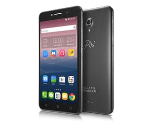 ALCATEL PIXI 4 (6) NEGRO 8050 MÓVIL 6'' IPS/4CORE/8GB/1GB RAM/8MP/5MP