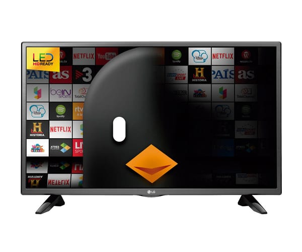 LG 43LH500T TELEVISOR 43'' LCD LED FULL HD 300 HZ CON HDMI Y USB