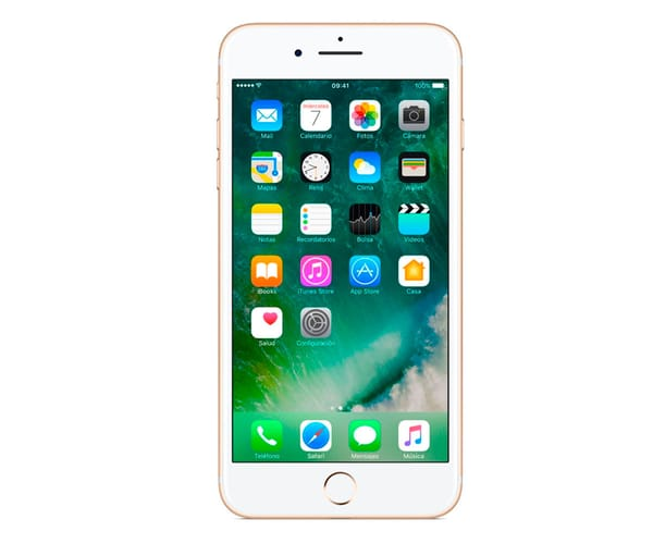 APPLE IPHONE 7 PLUS 256GB ORO MÓVIL 4G 5.5'' IPS/4CORE/256GB/3GB RAM/12MP DUAL OIS/7MP