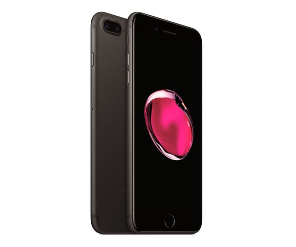 APPLE IPHONE 7 PLUS 32GB NEGRO MATE MÓVIL 4G 5.5'' IPS/4CORE/128GB/3GB RAM/12MP DUAL OIS/7MP (CONTRATO)