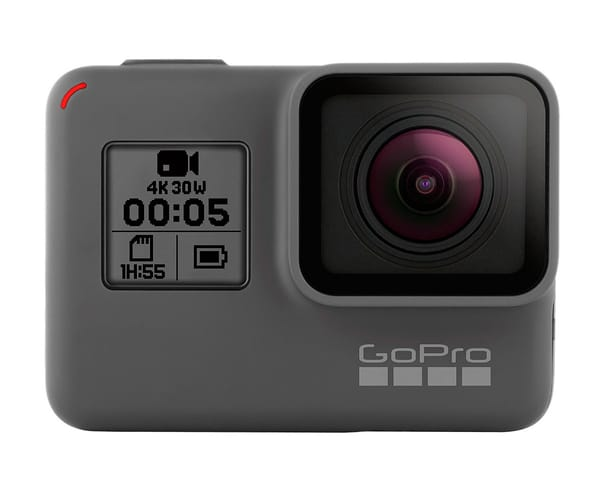 GOPRO HERO5 BLACK CÁMARA DEPORTIVA 4K SUMERGIBLE CON WIFI, BLUETOOTH Y GPS