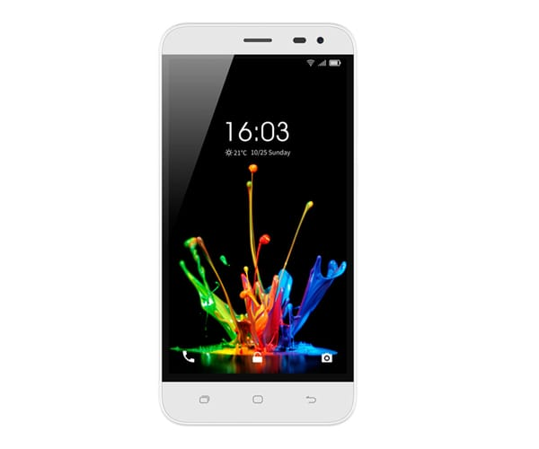 HISENSE L675 BLANCO MÓVIL 4G 5''/ 4CORE/ 8GB/ 1GB DE RAM/ 8MP /5MP