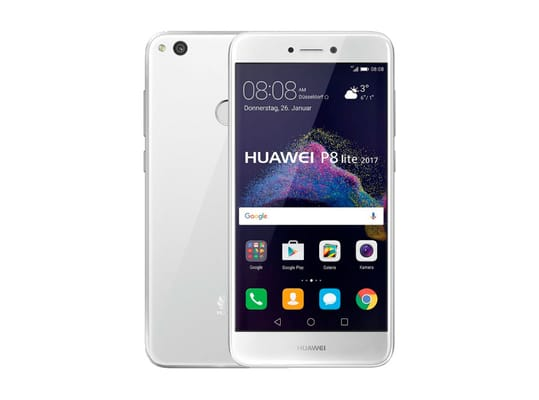 HUAWEI P8 LITE (2017) BLANCO MÓVIL 4G DUAL SIM 5.2'' IPS FHD/8CORE/16GB/3GB RAM/12MP/ 8MP