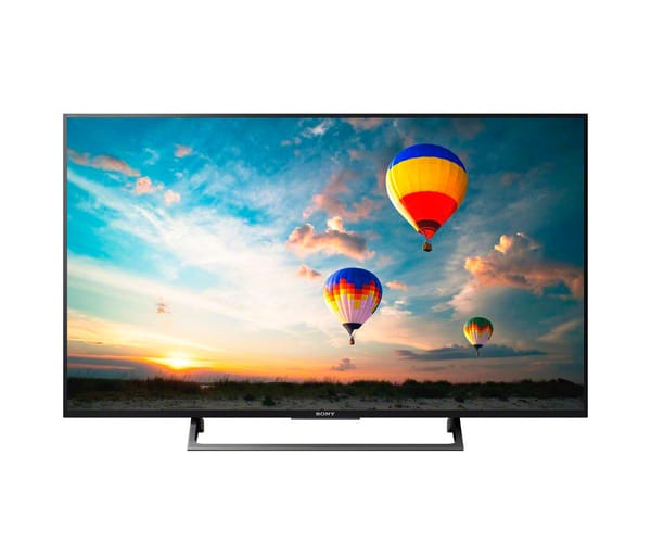 SONY KD43XE8096 TELEVISOR 43'' TRILUMINOS LCD LED UHD HDR 4K 400 HZ SMART TV ANDROID TV