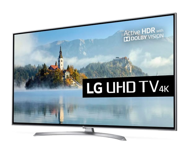 LG 55UJ750V TELEVISOR 55'' LCD IPS LED UHD HDR 4K SMART TV WEBOS