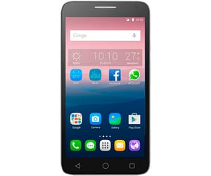 ALCATEL POP 3 5054X NEGRO MÓVIL 4G / 5.5'' / QUAD CORE / 8GB / 1GB RAM