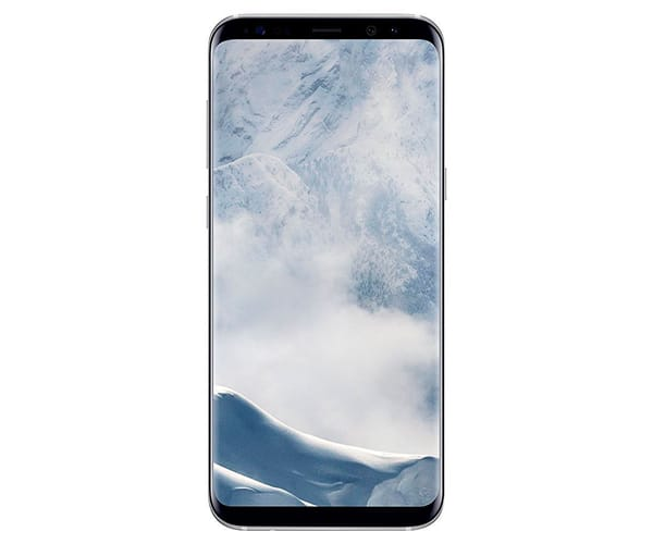 SAMSUNG GALAXY S8 PLATA SM-G950 MÓVIL 4G 5.8'' SAMOLED/8CORE/64GB/4GB RAM/12MP OIS/8MP