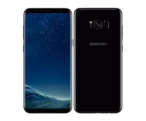 SAMSUNG GALAXY S8 PLUS NEGRO SM-G955 MÓVIL 4G 6.2'' SAMOLED/8CORE/64GB/4GB RAM/12MP OIS/8MP