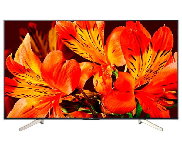 SONY KD-43XF8596 TELEVISOR 43'' LCD EDGE LED UHD 4K HDR 1000Hz SMART TV ANDROID WIFI BLUETOOTH Z REAC.