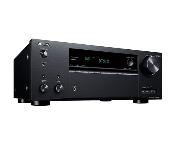 ONKYO TX-NR686 NEGRO RECEPTOR A/V DE RED DE 7.2 CANALES COMPATIBLE DOLBY ATMOS 4K HDR DOLBY VISON 165W POR CANAL