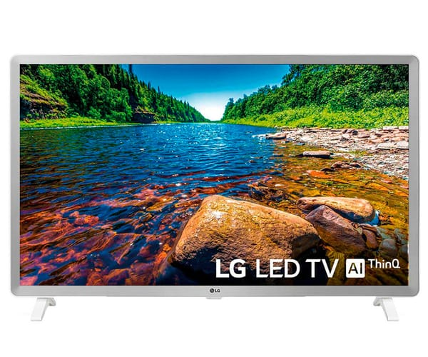 LG 32LK6200 TELEVISOR 32'' LCD LED FULL HD HDR 1500Hz THINQ SMART TV WEBOS 4.0 WIFI BLUETOOTH