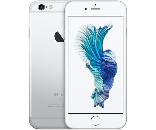 APPLE IPHONE 6S 16GB PLATA REACONDICIONADO CPO MÓVIL 4G 4.7'' RETINA HD/2CORE/16GB/2GB RAM/12MP/5MP