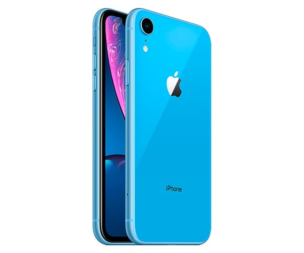 APPLE IPHONE XR 64GB AZUL MÓVIL 4G 6.1'' LIQUID RETINA HD LED HDR/6CORE/64GB/3GB RAM/12MP/7MP