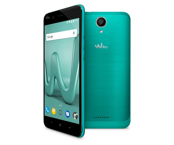 WIKO HARRY TURQUESA MÓVIL 4G DUAL SIM 5'' IPS HD/4CORE/16GB/3GB/13MP/5MP