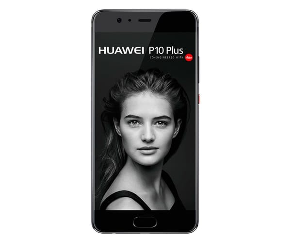 HUAWEI P10 PLUS NEGRO MÓVIL 4G DUAL SIM 5.5'' IPS-NEO 2K/8CORE/128GB/6GB RAM/20MP+12MP/8MP