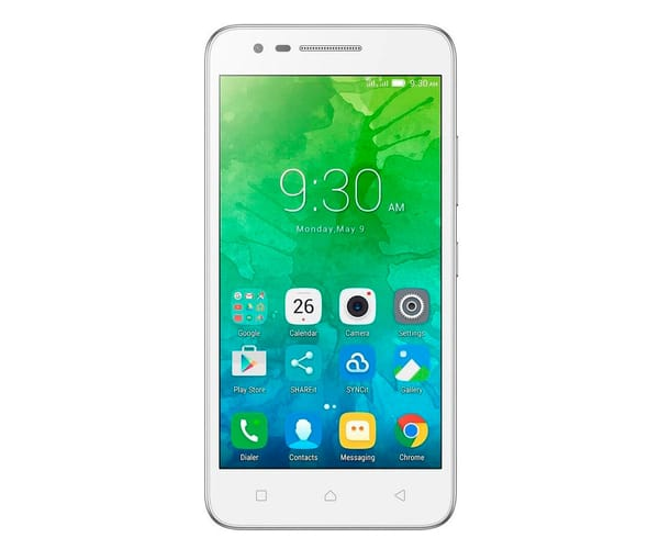 LENOVO C2 8GB BLANCO MÓVIL 4G DUAL SIM 5'' IPS HD/4CORE/8GB/1GB RAM/8MP/5MP