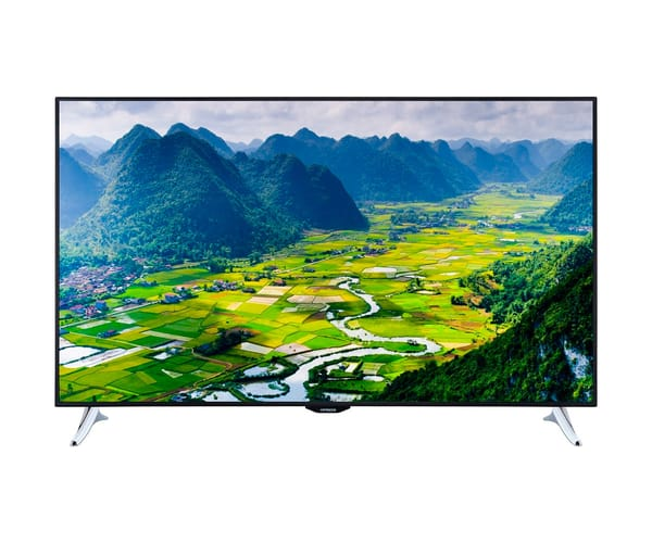 HITACHI 65HZ6W69 TELEVISOR 65'' LCD LED 4K UHD SMART TV WIFI BLUETOOTH