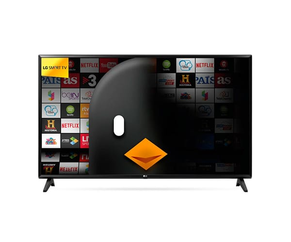 LG 43LJ594V TELEVISOR 43'' LCD LED FULL HD SMART TV WEBOS 3.5 WIFI HDMI Y USB GRABADOR