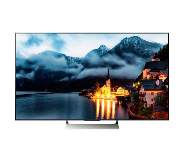 SONY KD-49XE9005 TELEVISOR 49'' LCD DIRECT LED 4K UHD HDR TRILUMINOS 1000Hz SMART TV ANDROID TV WIFI HDMI USB REPRODUCTOR Y GRABADOR Z REAC.