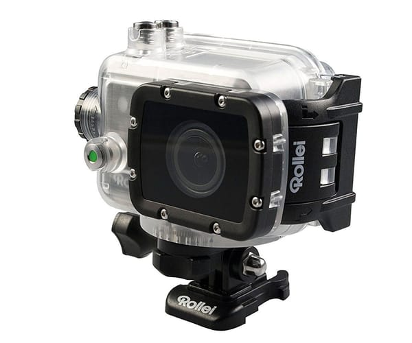 ROLLEI ACTIONCAM 7S WIFI CÁMARA DE ACCIÓN VÍDEOS EN 4K 15FPS 16MP WIFI INTEGRADO GRAN ANGULAR 150º