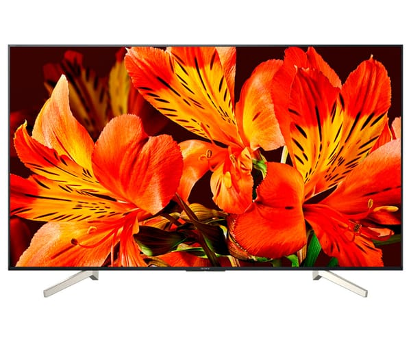 SONY KD-43XF8596 TELEVISOR 43'' LCD EDGE LED UHD 4K HDR 1000Hz SMART TV ANDROID WIFI BLUETOOTH