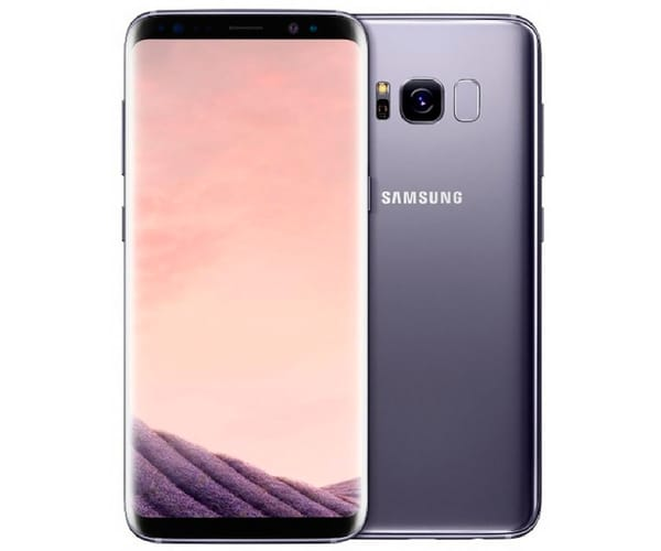 SAMSUNG GALAXY S8+ VIOLETA MÓVIL 4G 6.2'' SAMOLED QHD+/8CORE/64GB/4GB RAM/12MP/8MP