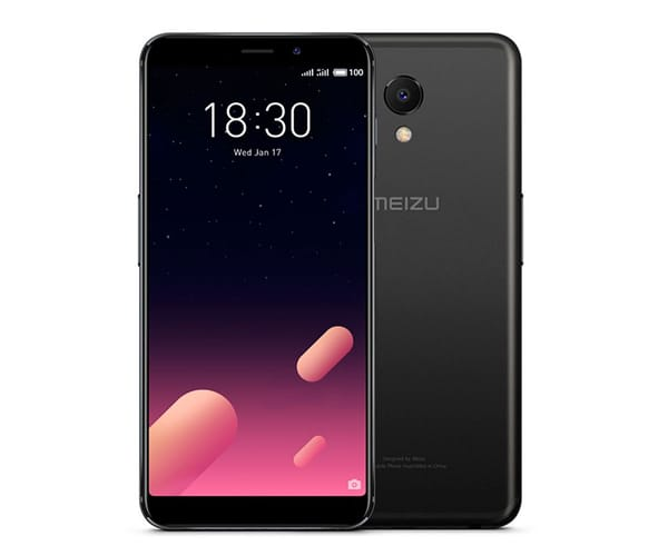 MEIZU M6S NEGRO MÓVIL 4G DUAL SIM 5.7'' IPS HD+/6CORE/32GB/3GB RAM/16MP/8MP