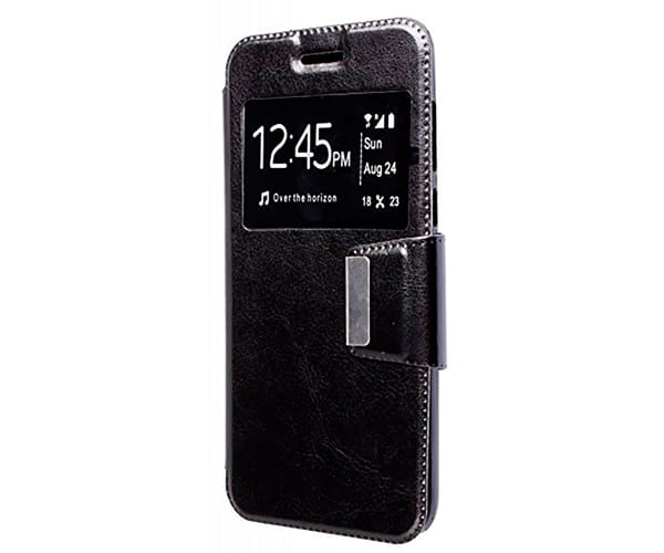 JC FUNDA TIPO LIBRO NEGRO REDMI 5 PLUS