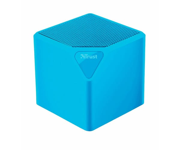 TRUST PRIMO WIRELESS BLUETOOTH SPEAKER AZUL MINI ALTAVOZ INALÁMBRICO 3W RMS BLUETOOTH USB MICROSD Y AUX