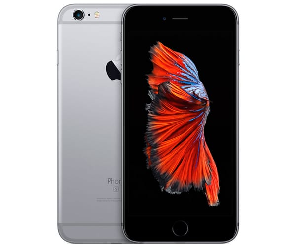 APPLE IPHONE 6S PLUS 64GB GRIS ESPACIAL REACONDICIONADO CPO MÓVIL 4G 5.5'' RETINA FHD/2CORE/64GB/2GB RAM/12MP/5MP