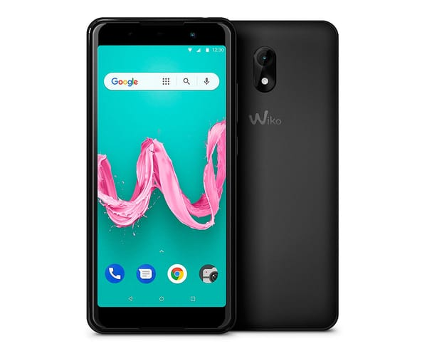 WIKO LENNY5 ANTRACITA MÓVIL 3G DUAL SIM 5.7'' IPS HD+/4CORE/16GB/1GB RAM/8MP/5MP