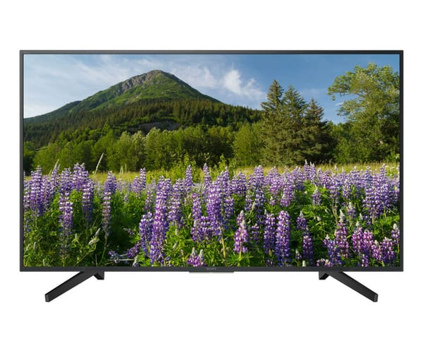 SONY KD-49XF7096 TELEVISOR 49'' LCD EDGE LED UHD 4K HDR 400Hz SMART TV WIFI LAN HDMI USB GRABADOR Y REPRODUCTOR MULTIMEDIA