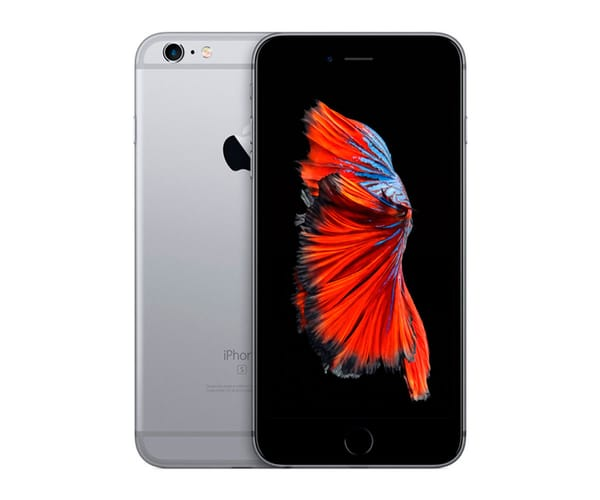 APPLE IPHONE 6S 128GB GRIS ESPACIAL REACONDICIONADO CPO MÓVIL 4G 4.7'' RETINA HD/2CORE/128GB/2GB RAM/12MP/5MP