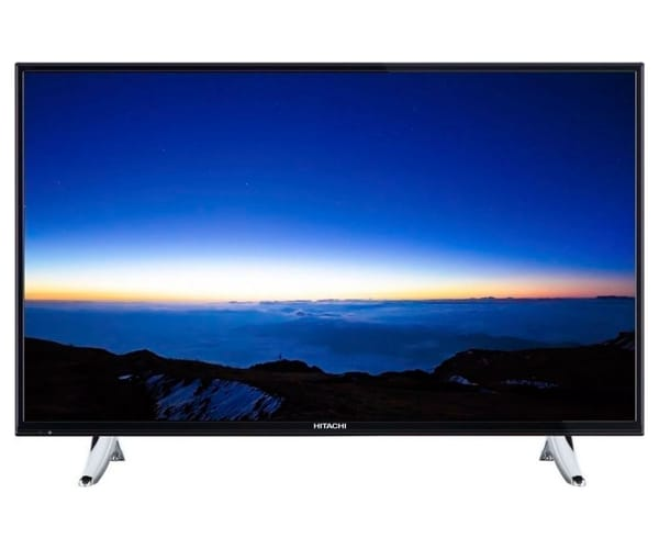 HITACHI 40HB6T62 TELEVISOR 40'' LCD DIRECT LED FULL HD 600Hz SMART TV WIFI BLUETOOTH