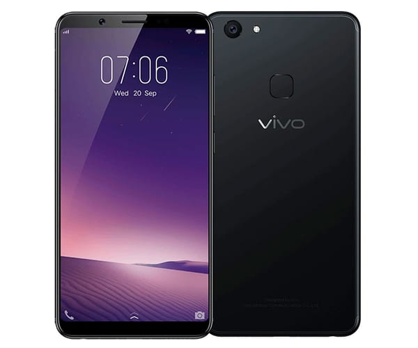 VIVO V7 NEGRO MATE MÓVIL 4G DUAL SIM 5.7'' IPS HD+/8CORE/32GB/4GB RAM/16MP/24MP