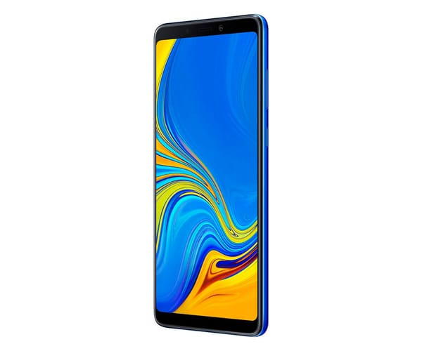 SAMSUNG GALAXY A9 AZUL MÓVIL 4G DUAL SIM 6.3'' SUPER AMOLED FHD+/8CORE/128GB/6GB RAM/24MP+10MP+5MP+8MP/24MP