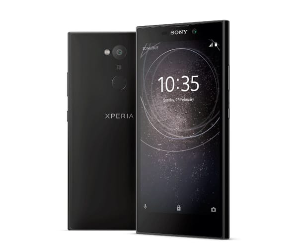 SONY XPERIA L2 MÓVIL 4G DUAL SIM 5.5'' IPS HD/4CORE/32GB/3GB RAM/13MP/8MP