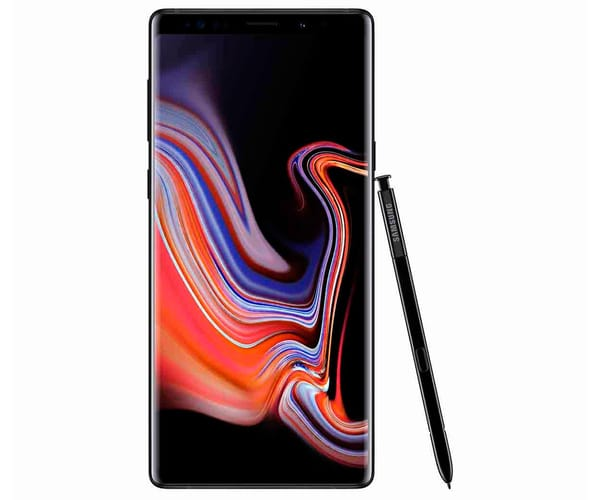 SAMSUNG GALAXY NOTE 9 NEGRO MÓVIL 4G SAMOLED 6.4'' QHD+/8CORE/128GB/6GB RAM/12MP+12MP/8MP/S-PEN