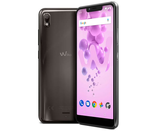 WIKO VIEW2 GO ANTRACITA MÓVIL 4G DUAL SIM 5.93'' IPS HD+/8CORE/32GB/3GB RAM/12MP/5MP