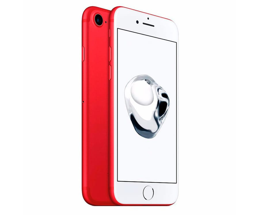 APPLE IPHONE 7 128GB ROJO REACONDICIONADO CPO MÓVIL 4G 4.7'' RETINA HD/4CORE/128GB/2GB RAM/12MP/7MP