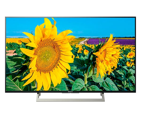 SONY KD-43XF8096 TELEVISOR 43'' LCD EDGE LED UHD 4K HDR 400Hz SMART TV ANDROID WIFI BLUETOOTH Z REAC.