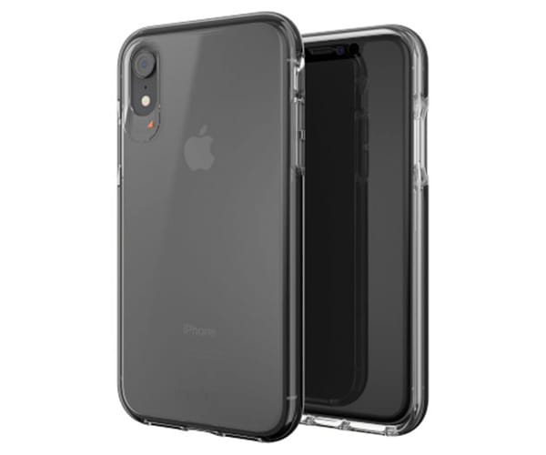 AKASHI CARCASA APPLE IPHONE XR TRASERA TRANSPARENTE RESISTENTE