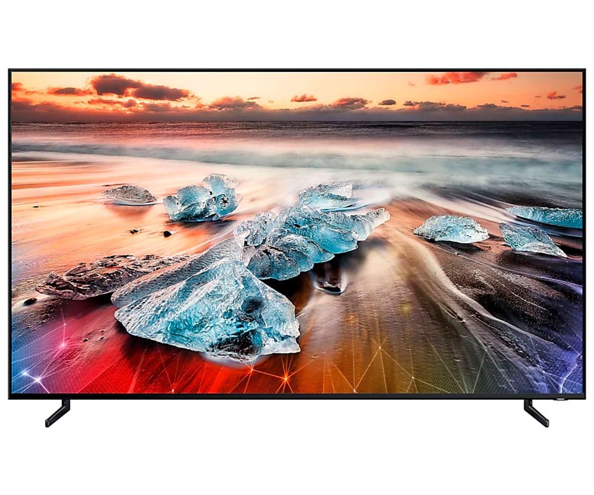 SAMSUNG QE82Q950RBTXXC TELEVISOR 82 QLED 8K 2019 DIRECT FULL ARRAY ELITE SMART TV WIFI BLUETOOTH A