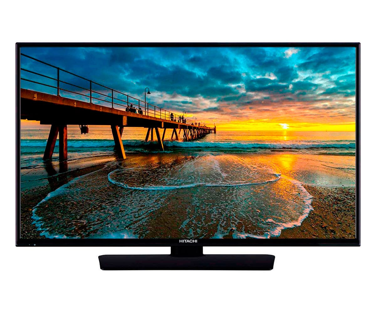 Hitachi 24he2000 Televisor 24 Lcd Direct Led Hd Ready