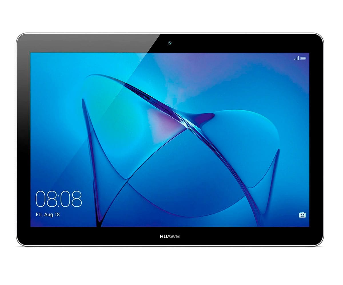 HUAWEI MEDIAPAD T3 10 GRIS TABLET WIFI 9.6'' IPS HD/4CORE/16GB/2GB RAM/5MP/2MP